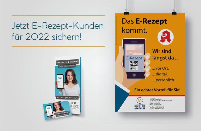 E-Rezept-Kampagne von thor marketing